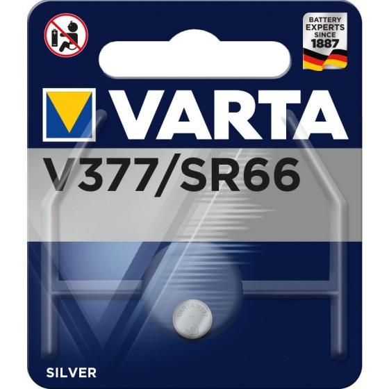 VARTA ELECTRONICS V377 00377 101 401 1er Blister
