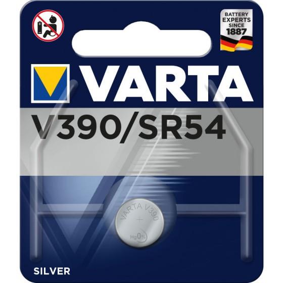 VARTA ELECTRONICS V390 1er Blister