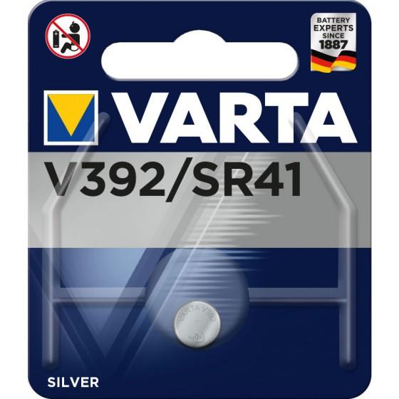 VARTA ELECTRONICS V392 High Drain 1er Blister