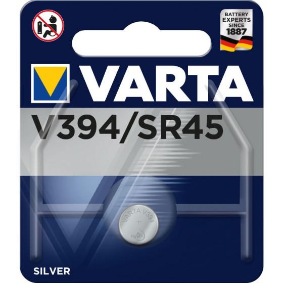VARTA ELECTRONICS V394 1er Blister
