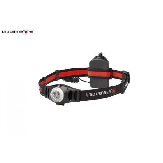 LED LENSER H3 7493 Headlamp