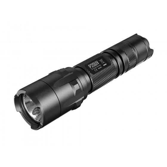 NiteCore P20UV taktische LED-Taschenlampe