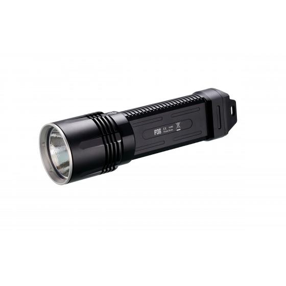 NiteCore P36 taktische LED-Taschenlampe