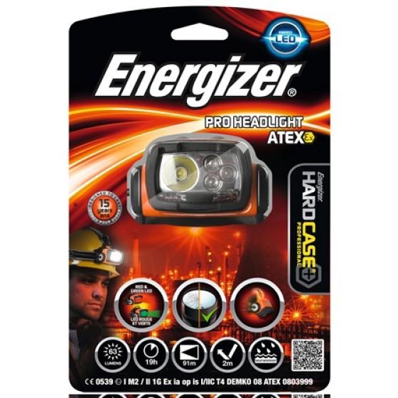 Energizer ATEX LED Headlight 130 Lumen für 3xAAA