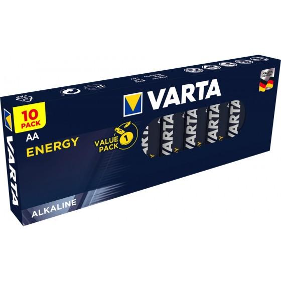 Varta Mignon 4106 229 410 ENERGY in 10er-Box