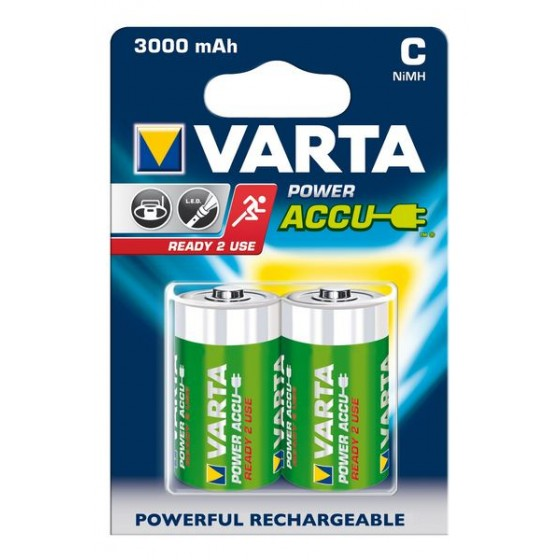 Varta Baby-Akku 56714 101 402 (3000mAh) 1,2V Ready2use in 2er-Blister