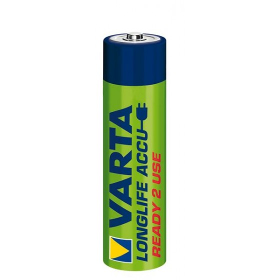 Varta Micro-Akku 56703 101 111 (800mAh) 1,2V Ready2use in 10er-Box