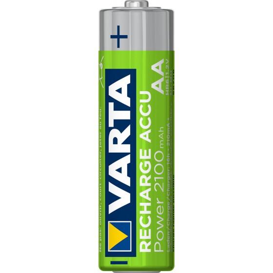 Varta Mignon-Akku 56706 101 111 (2100mAh) 1,2V Ready2use in 10er-Box