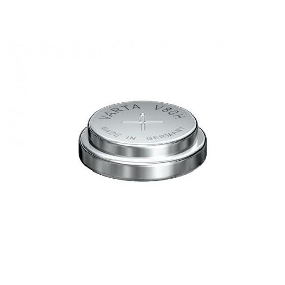 Varta V80H Nr. 55608 101 501 NiMH-Knopfzelle o.Ring 1,2V 80mAh