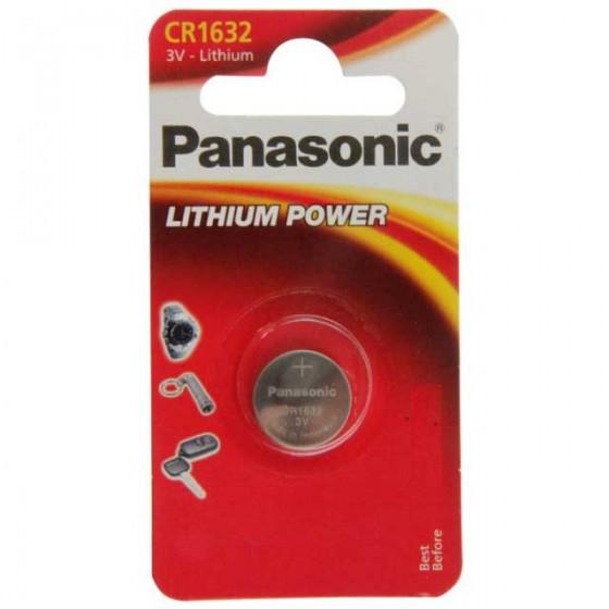 Panasonic CR1632 3V Lithium in 1er-Blister