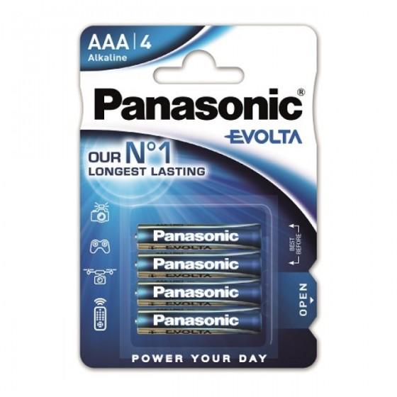 5 x 4er Panasonic Micro Evolta LR03/ MN2400/AAA + 5 x 4er Panasonic Mignon Evolta LR6/ MN1500/AA