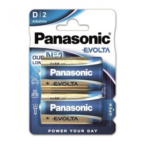 Panasonic Evolta Mono L20 (D) in 2er-Blister