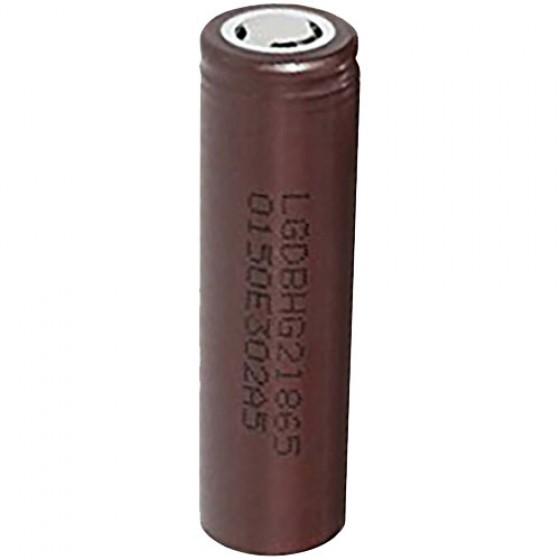 LG ICR 18650HG2 Li-Ion 3000mAh 20A einzeln
