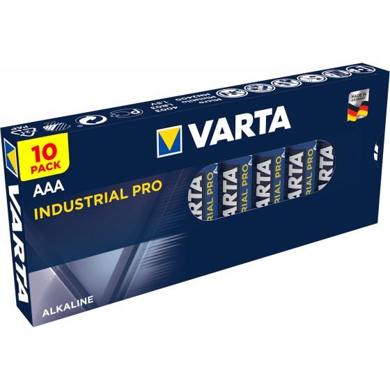 20 x Varta Industrial 4003 AAA + LR44