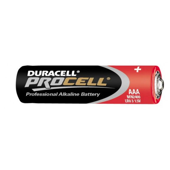Duracell PROCELL Micro MN2400 in 1190er-Box