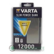 Varta Slim Power Bank 12000mAh, 57966 101 111