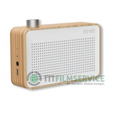 Emie Radio Bluetooth Speaker Holz Optik