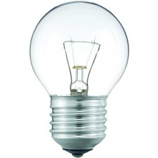 Philips Glühbirne E27 60W Klar