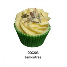 Velvety Bade-Muffin Cupcake Lemontree