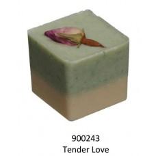 Velvety Bade-Würfel Cube Tender Love