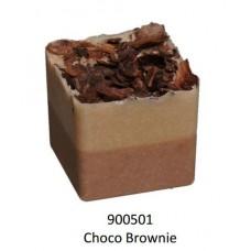 Velvety Bade-Würfel Cube Choco Brownie