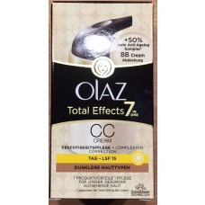 Olaz Total Effects 7 IN ONE CC CREAM - LSF15, 50ml