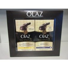 Olaz Total Effects 7 IN ONE Giftset 2x37ml Tages- und Nachpflege