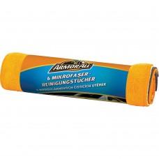 ARMOR ALL 6 Mikrofaser-Reinigungstücher GAA40062GC