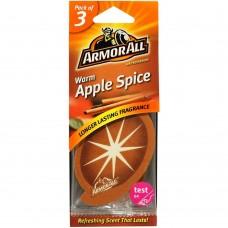 ARMOR ALL Air Freshener Card - Warm Apple Spice 3 Stk. GAA17203ML