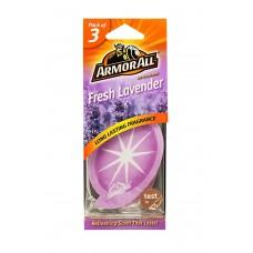 ARMOR ALL Air Freshener Card - Fresh Lavender 3 Stk. GAA17201ML