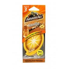 ARMOR ALL Air Freshener Card - Vanilla 3 Stk. GAA78524ML
