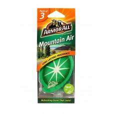 ARMOR ALL Air Freshener Card - Mountain Air 3 Stk. GAA78526ML