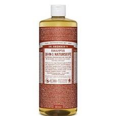 Dr. Bronner's Naturseife Flüssigseife Eukalyptus 945 ml
