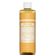 Dr. Bronner's Naturseife Flüssigseife Zitrus-Orange 945 ml