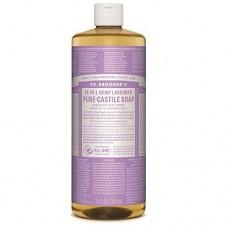 Dr. Bronner's Naturseife Flüssigseife Lavendel 945 ml