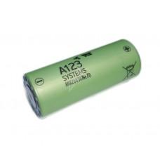 A123 ANR26650M1B 2500mAh LiFePo4 Akku 3,3V 2500mAh Li-Ion