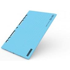 EMIE blau Design PowerBank 8000mAh Power Blade Portables Akku Ladegerät Apple - Android - Smartphones und Tablets