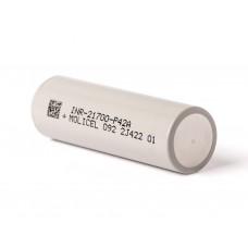 Molicel INR21700-P42A 3,6V - 3,7V 4200 mAh 30A bis max. 45A Lithium Ionen Akku