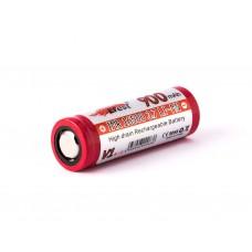 Efest IMR 16500 900mAh 3,6V - 3,7V Li-Ion-Akku (Pluspol flach)