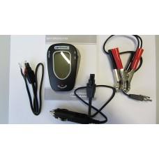 Cartrend Batterietester LCD Anzeige