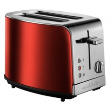 Russell Hobbs Jewels Toaster rubin-rot 18625-56