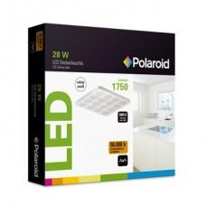 Polaroid LED Deckenleuchte 28W, 1750 Lumen, 5000 K, weiß
