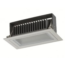 Polaroid LED Shoplight 36W 2000 Lumen, 2700K, weiß