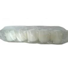 Grablicht-Einsatz GLE60 klar für Glasgrablicht GL19 u. GL21, 5er-Packung