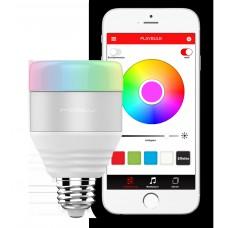 MiPow Playbulb Smart LED-Glühbirne mit Farbwechsel, App-Steuerung und Gruppenfunktion