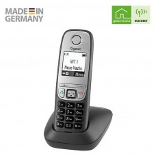 Gigaset Comfort schnurloses Telefon DECT Anthrazit-grau A494