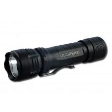 LED-Taschenlampe Leuchtwert JAGDFINDER 11 RED in Box