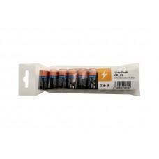 10er-Pack bestückt mit Duracell CR123 mit Eurolochstanzung