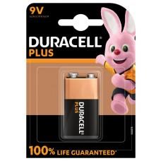 Duracell 9V E-Block MN1604 Plus in 1er-Blister *100% LIFE GUARANTEED*
