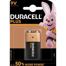 Duracell 9V E-Block MN1604 Plus in 1er-Blister